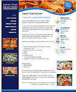 ingham road seafood website